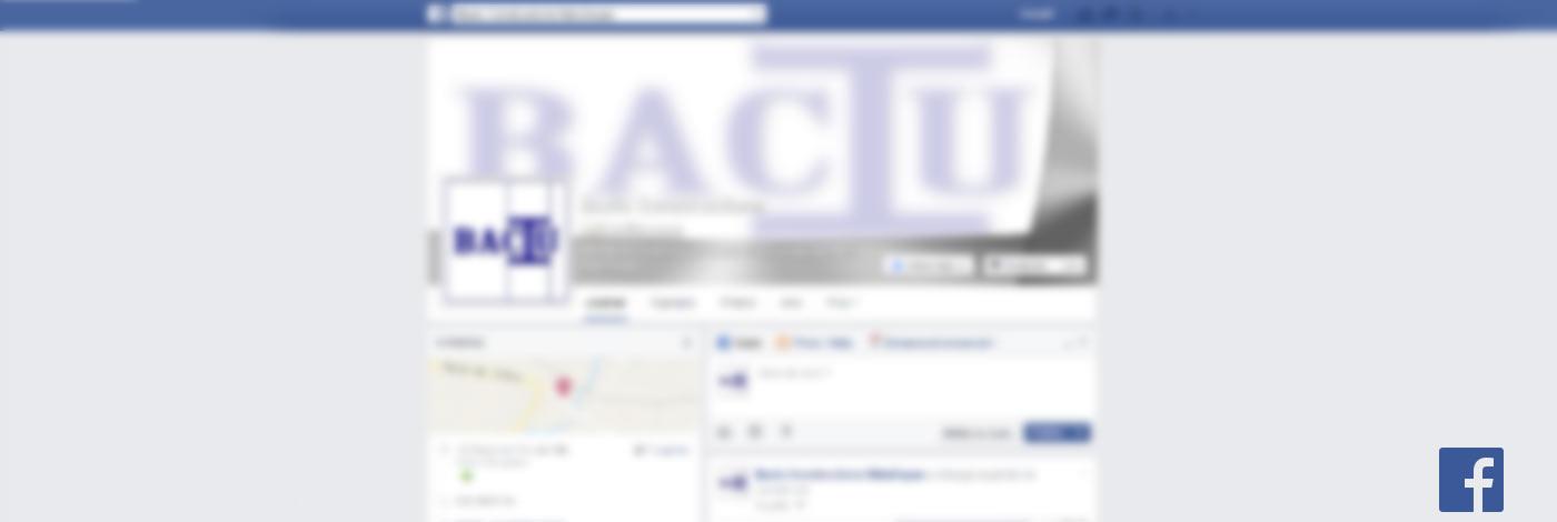 Communiquons sur Facebook !
